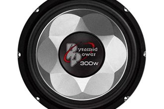 "Pyramid® - 6"" Power Series Mid-Bass 300W 4-ohm SVC Subwoofer"