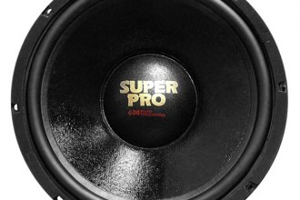 "Pyramid® - 8"" High Performance 4 Ohm 350W Subwoofer"