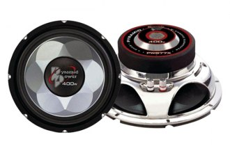 "Pyramid® - 8"" 400 Watt Subwoofer"