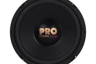 "Pyramid® - 6-1/2"" Mid-Bass Poly 200W Subwoofer"