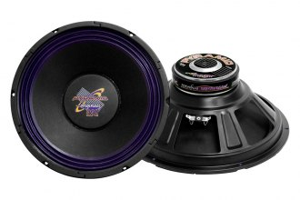 "Pyramid® - 12"" 400 Watt High Power Paper Cone Subwoofer"