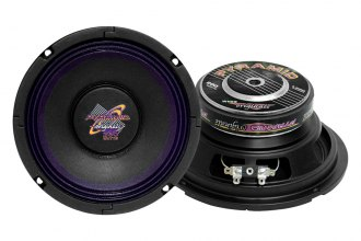 "Pyramid® - 6"" 200 Watt High Power Paper Cone Subwoofer"