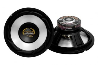 "Pyramid® - 10"" High Power White Injected P.P. Cone Subwoofer"