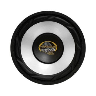 Pyramid® - 6.5 300W High Power White Injected P.P. Cone Subwoofer