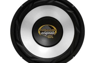 "Pyramid® - 6.5"" 300W High Power White Injected P.P. Cone Subwoofer"