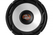 "Pyramid® - 8"" 300 W High Power White Injected P.P. Cone Subwoofer"