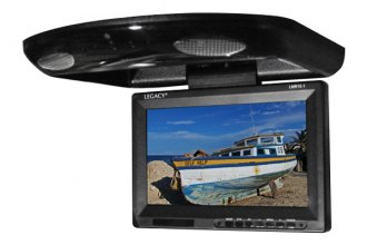 "Pyramid® - Legacy 9"" Flip Down TFT Monitor with IR Transmitter"
