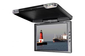 "Pyramid® - Legacy 13"" Flip Down TFT Monitor with Built-In IR Transmitter"