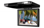 Pyramid® - Legacy Flip Down TFT Monitor with Built-In IR Transmitter