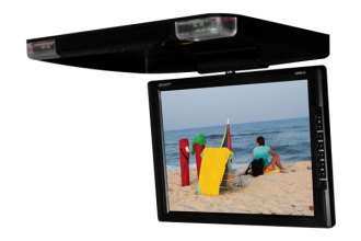 "Pyramid® - Legacy 14"" Flip Down TFT Monitor with Built-In DVD/MP3/MP4 Player"