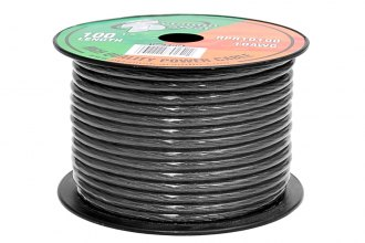 Pyramid® - 10 Gauge Black Ground Wire