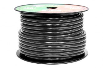 Pyramid® - 4 Gauge Black Ground Wire