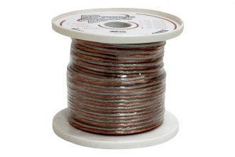 Pyramid® RSW1250 - 12 Gauge 50' Spool of High Quality Speaker Zip Wire