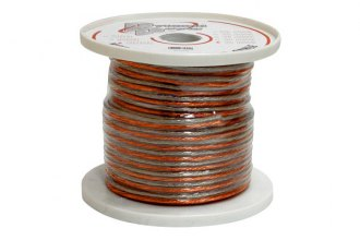 Pyramid® RSW16100 - 16 Gauge 100' Spool of High Quality Speaker Zip Wire