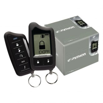 Python® - Responder LC3 SST 2-Way Security System with Remote Start