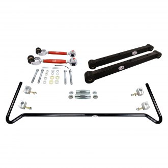 QA1® - Drag Racing Front and Rear Suspension Kit Level 1