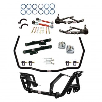 QA1® - Drag Racing Front and Rear Suspension Kit Level 2