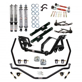 QA1® - Front and Rear Handling Kit Level 3