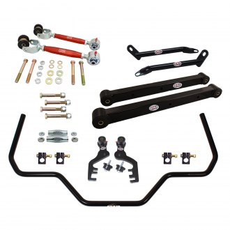QA1® - Drag Racing Level 1 Front and Rear Suspension Kit