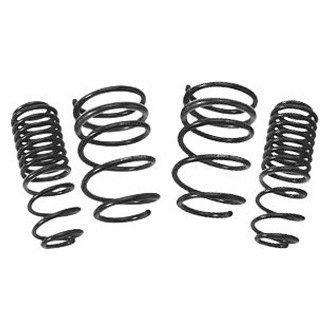 "QA1® - 1.7"" x 1.5"" HP Front and Rear Lowering Coil Spring Kit"