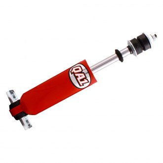 QA1® - 53 Series Stock Mount Circle Track Driver or Passenger Side Twin-Tube Shock Absorber