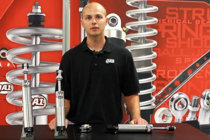 QA1® Measuring Your Shock Ride Height (HD)