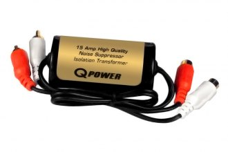 QPower® - 15Amp High Quality Noise Filter