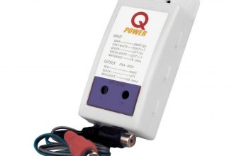 QPower® - Dual Channel Line Output Converter