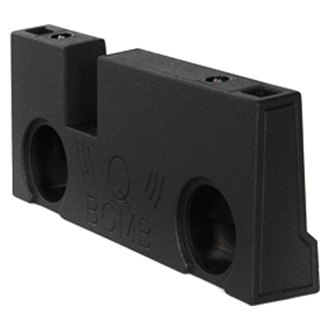 QPower® - 2-Hole Upward-Firing Ported Subwoofer Enclosure