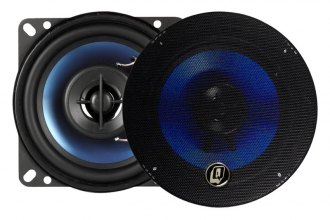 "QPower® - 4"" 2-Way 250W Car Speakers"