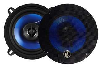 "QPower® - 5-1/4"" 2-Way 300W Car Speakers"