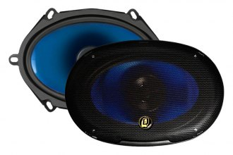 "QPower® - 5"" x 7"" 2-Way 300W Car Speakers"