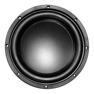 "QPower® - 10"" Black Mamba Series 1200W DVC Subwoofer"