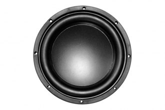 "QPower® - 12"" Black Mamba Series 1200W DVC Subwoofer"