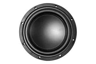 "QPower® - 8"" Black Mamba Series 500W DVC Subwoofer"