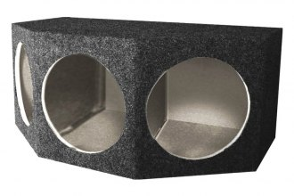 QPower® - Bass Series Triple Subwoofer Boxes