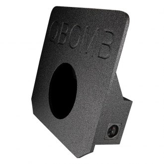 "QPower® - 12"" QBomb Series Upward-Firing Sealed Subwoofer Enclosure"