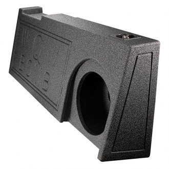 "QPower® - 10"" QBomb Series Upward-Firing Ported Subwoofer Enclosure"