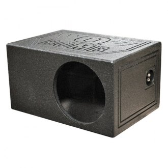 "QPower® - 10"" QBomb Series Ported Subwoofer Box"