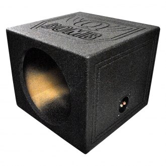 QPower® - QBomb Series Sealed Subwoofer Box