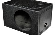 QPower® - QBomb Series Single Subwoofer Boxes
