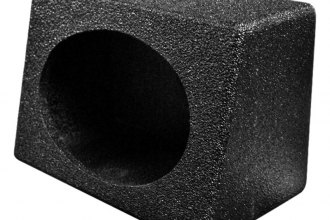 "QPower® - 6"" x 9"" Series Single Subwoofer Boxes"