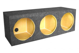 QPower® - 3Hole Series Subwoofer Boxes