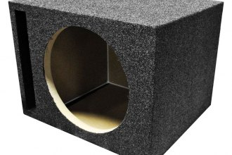 "QPower® - 15"" MDF Vented Subwoofer Box"