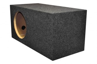 "QPower® - 15"" Single Side Ported SPL Xtra Large Heavy Duty Empty Subwoofer Box"