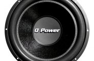 QPower® - Deluxe Series Subwoofer
