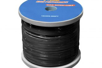 QPower® - 18 Gauge 500' Remote Wire