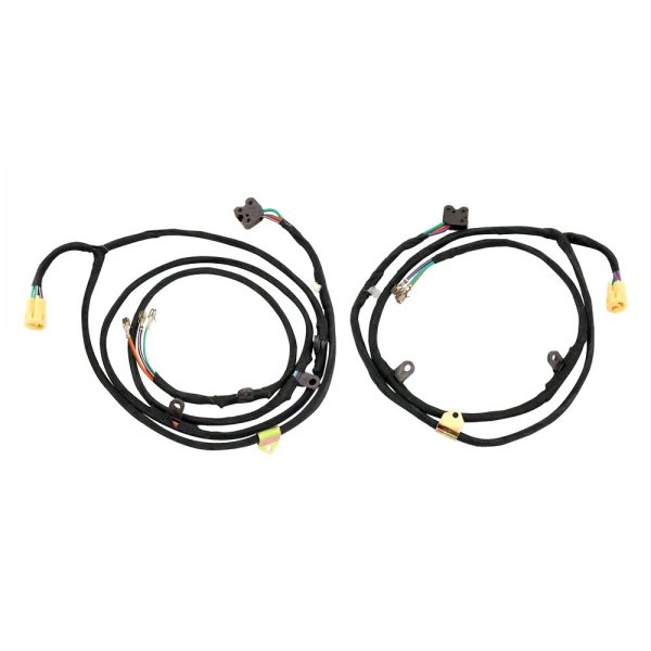 Qrp 08045 Driver And Passenger Side Power Window Wiring
