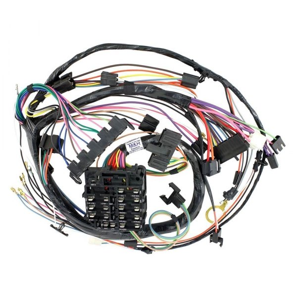 QRP® - Dash Wiring Harness on astro van wiring harness, firebird wiring harness, chevelle wiring harness, camaro wiring harness, pt cruiser wiring harness, corvette wiring harness,