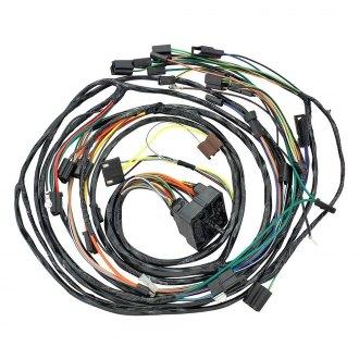 cadillac eldorado wiring cables connectors carid com qrp® forward lamp wiring harness